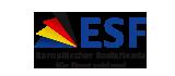Logo: Europäischer Sozialfond - Führt zur Startseite des Europäischen Sozialfonds